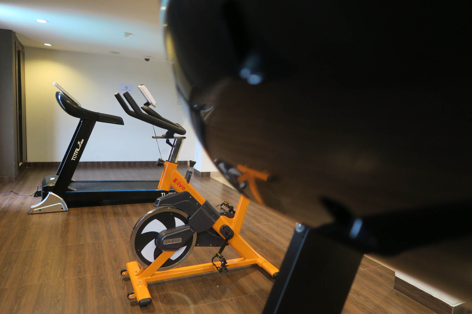 Gym & Fitness Equipment #1 by Citi M Hotel