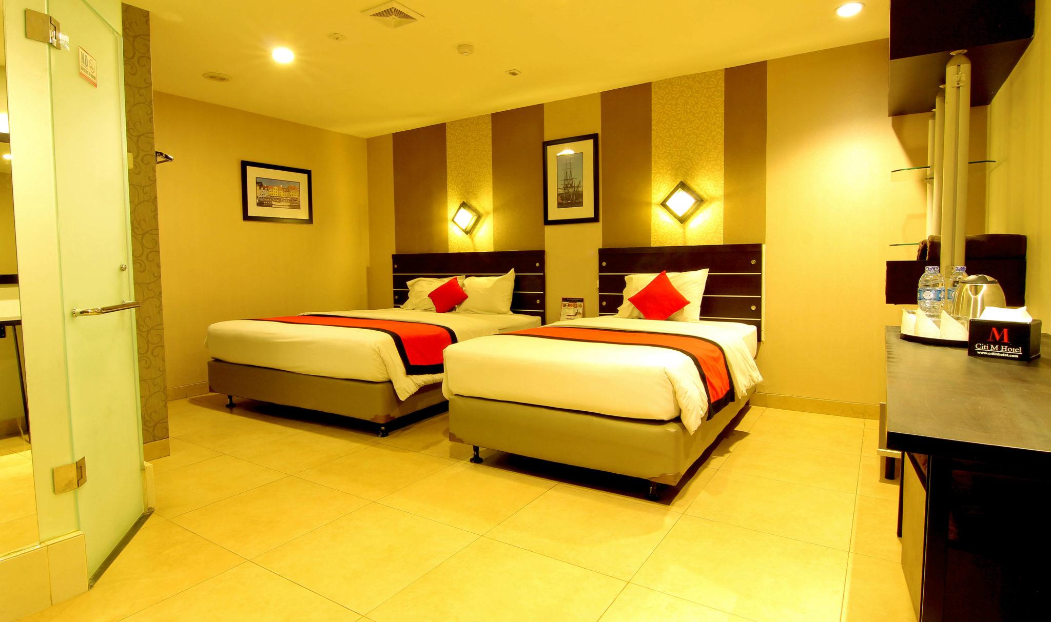 Citi M Hotel Gambir - Family Room
