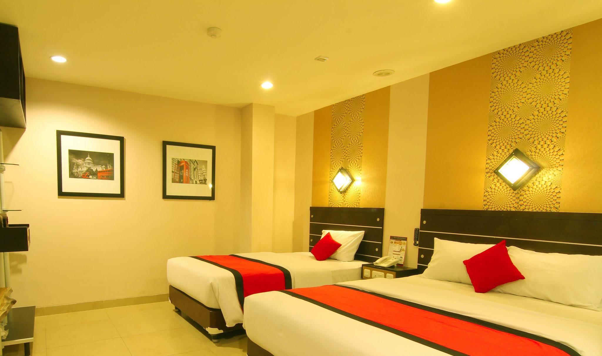 Hotel Budget Di Gambir Jakarta Pusat