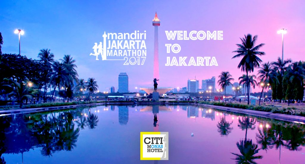 Jakarta Marathon 2017 (29 Oktober)
