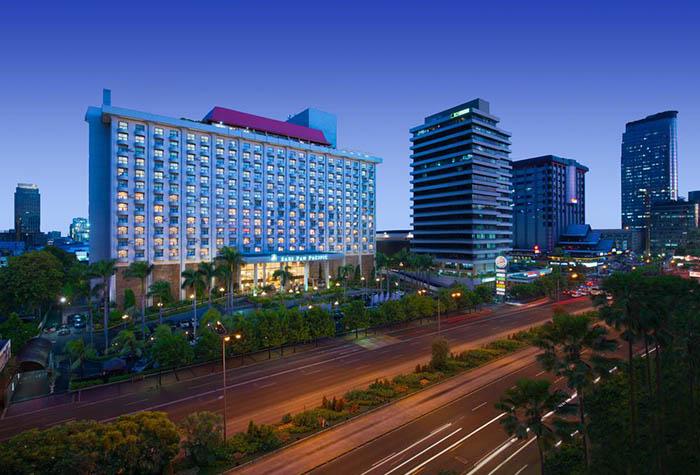 Hotel Sari Pan Pacific Jakarta