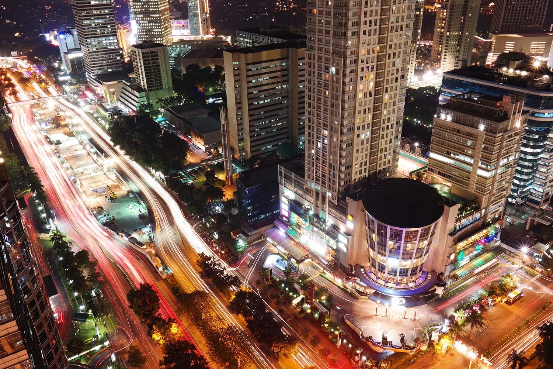 5 Rooftop Bars dan Lounge Paling Hits di Jakarta