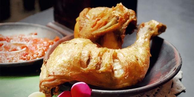 Ayam Penyet Kings Cafe Jakarta