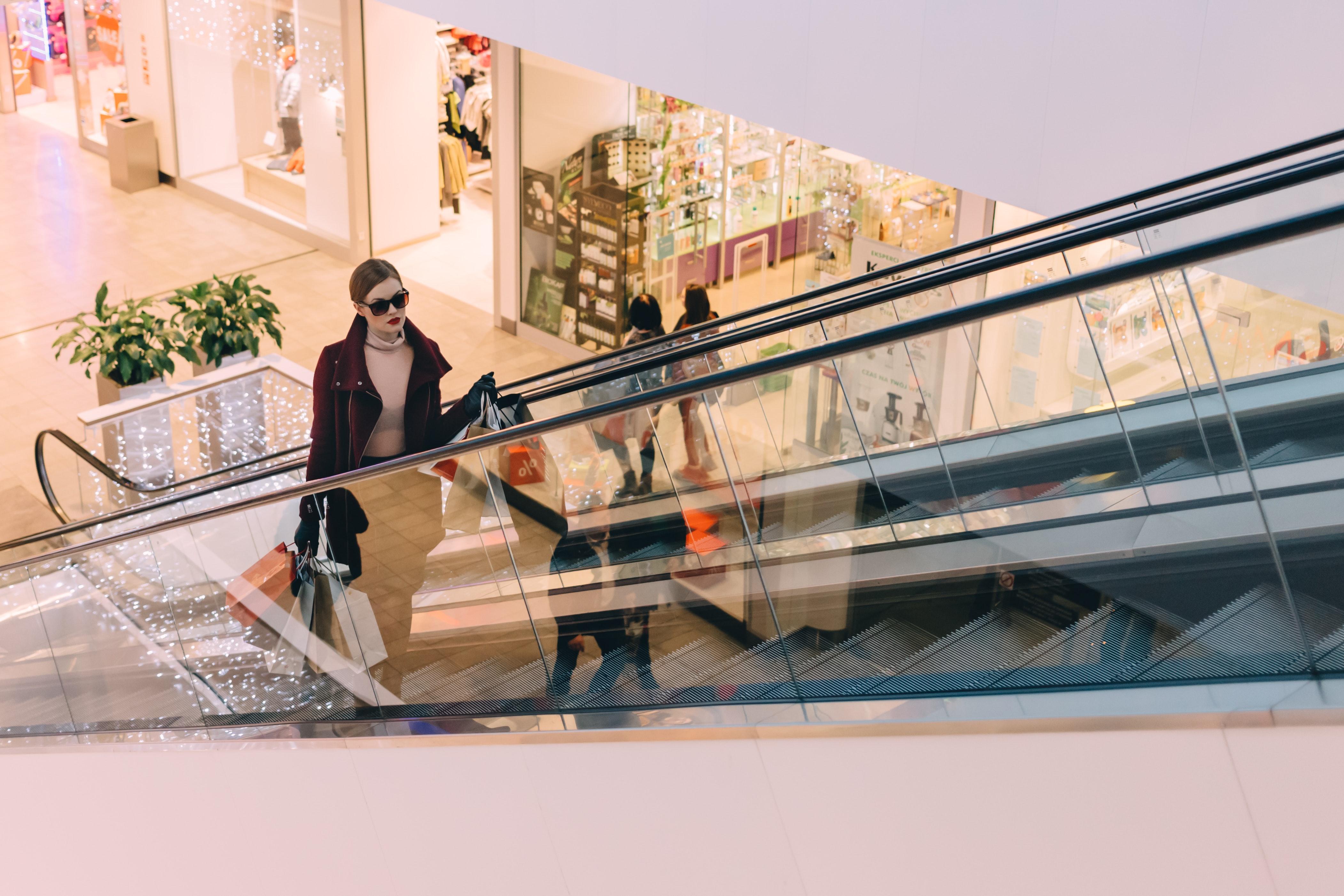Shopping Mall in Jakarta
