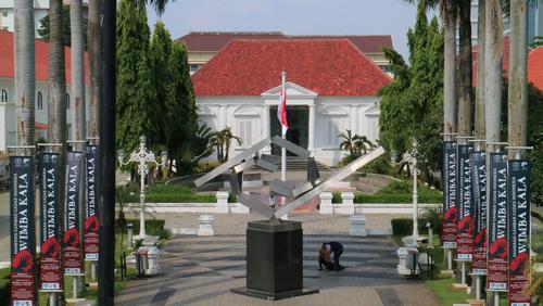 Galeri Nasional Indonesia di Jakarta