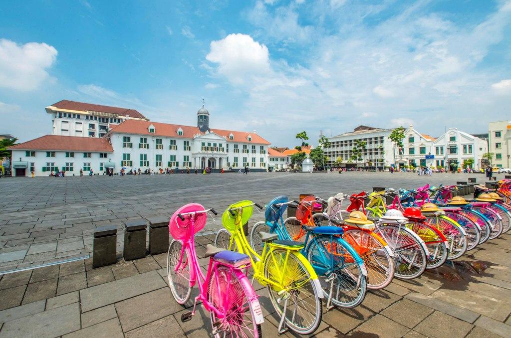 Wisata Kota Tua Jakarta: Spot Menarik, Harga Tiket