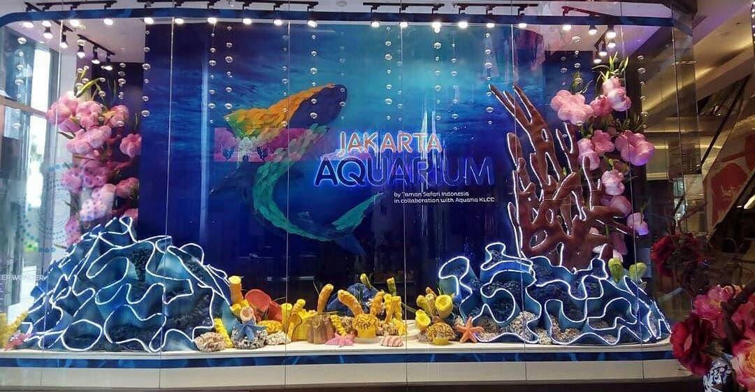 Jakarta Aquarium Neo Soho : Atraksi, Harga Tiket & Jam Buka